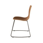 Two colored modern chairs - Stackable | Albaplus Otis v. 6