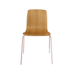 Two colored modern chairs - Stackable | Albaplus Otis v. 1
