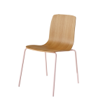 Two colored modern chairs - Stackable | Albaplus Otis v. 2