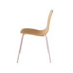 Two colored modern chairs - Stackable | Albaplus Otis v. 3